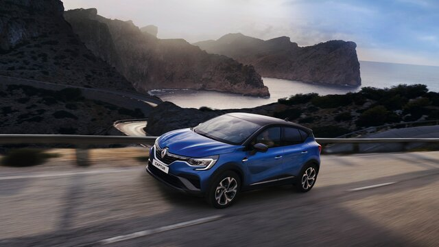 Renault Ny captur tilbud