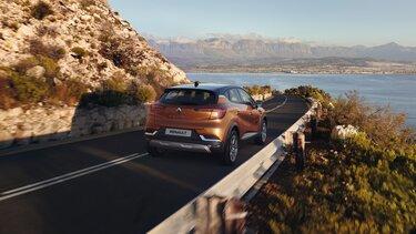 Renault CAPTUR kompakt şehir SUV'si