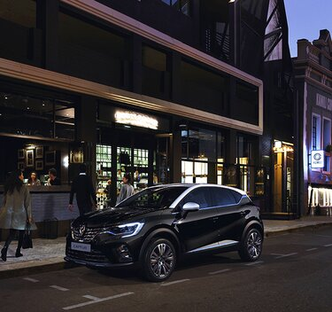 CAPTUR INITIALE PARIS Außendesign