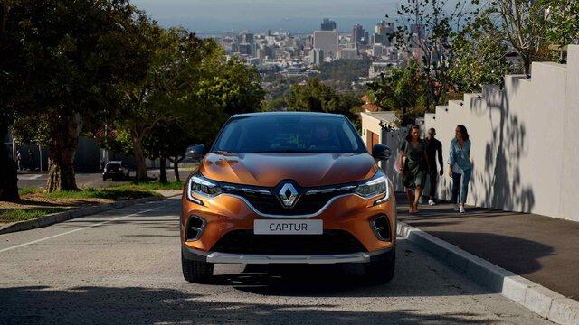 Renault CAPTUR SUV compacto