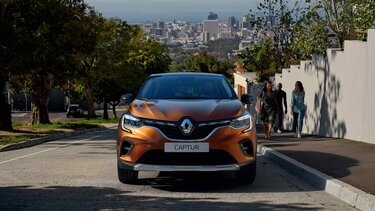 Renault CAPTUR SUV compact