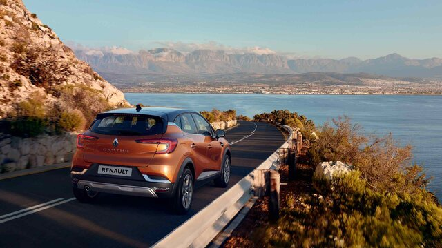 Renault CAPTUR Compact SUV