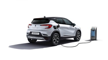 Renault CAPTUR Plug-in – MY Renault