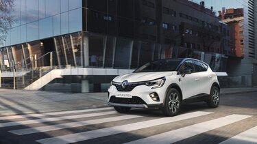 Renault CAPTUR, hybride rechargeable