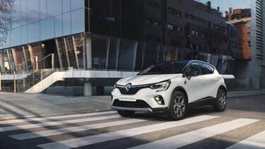 CAPTUR E-TECH PLUG-IN HYBRID – SUV