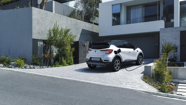Renault CAPTUR - Oplaadbare hybride