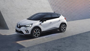 Renault CAPTUR E-TECH Plug-in hybrid tilbud