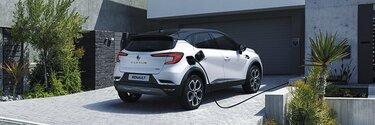 Renault CAPTUR E-TECH - hybride rechargeable