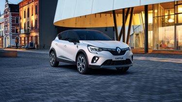 Renault CAPTUR E-TECH priključni hibrid – kompakten mestni športni terenec