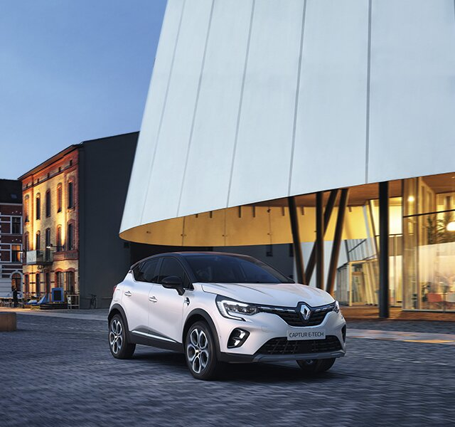 CAPTUR E-TECH Plug-in - Rechargeable hybrid SUV
