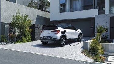 Renault CAPTUR Der aufladbare Hybrid