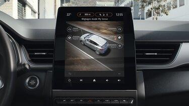 Renault CAPTUR - SUV hybride rechargeable