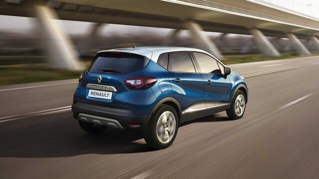 CAPTUR on the road