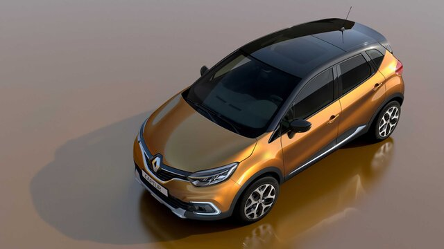CAPTUR glass roof