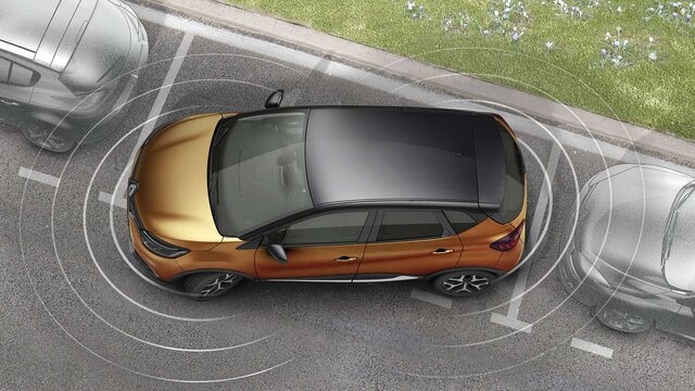 CAPTUR Easy Park Assist