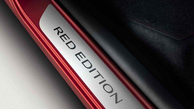 Renault CAPTUR RED EDITION intérieur