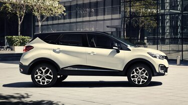 CAPTUR vista lateral