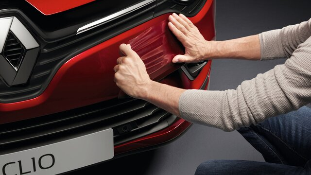 Skyddsfilm för Renault CLIO Sport Tourer