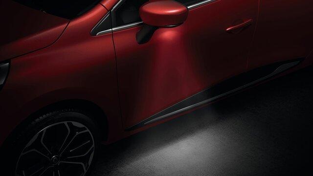 CLIO Grandtour – külső visszapillantó tükrök üdvözlőfénnyel