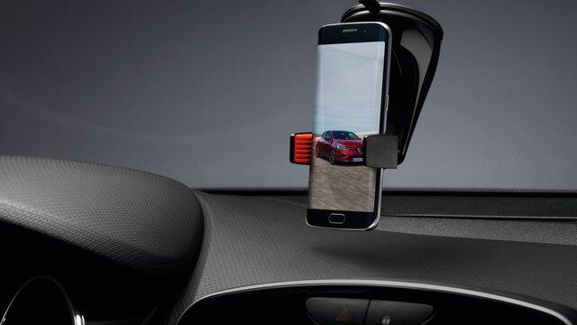 CLIO Sport Tourer, smartphoneholder