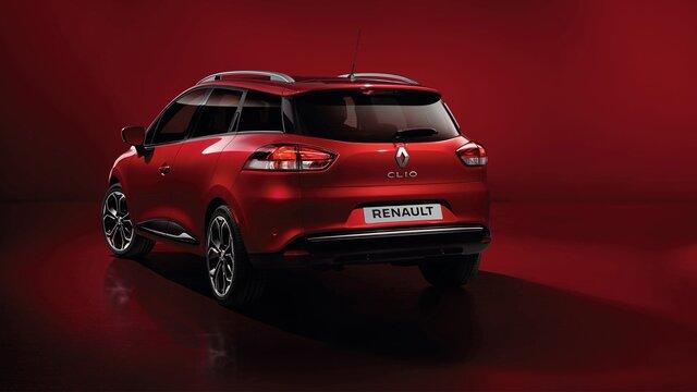 Renault CLIO Grandtour - Achteraanzicht