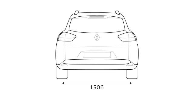 CLIO Grandtour Seitenabmessungen