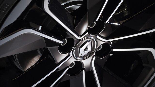 Clio Grandtour jantes aluminium Pulsize