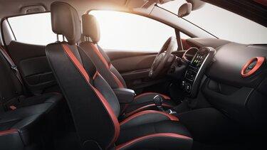 CLIO Grandtour – belső kialakítás