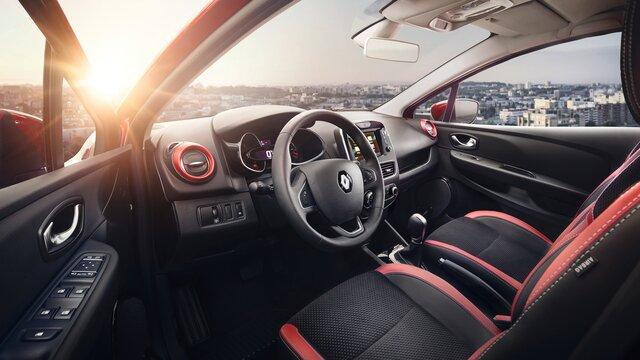 Vybavení vozu CLIO Grandtour