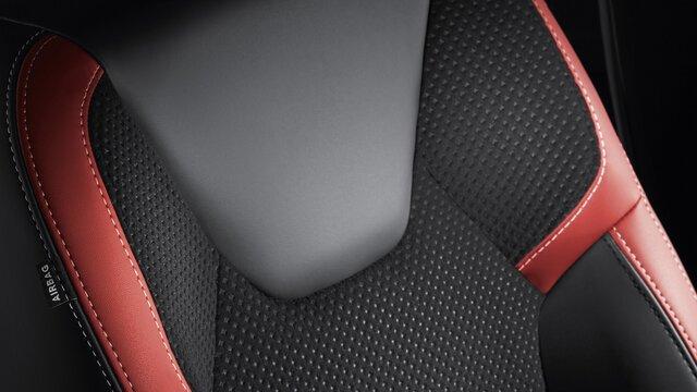 Čalounění vozu CLIO Grandtour