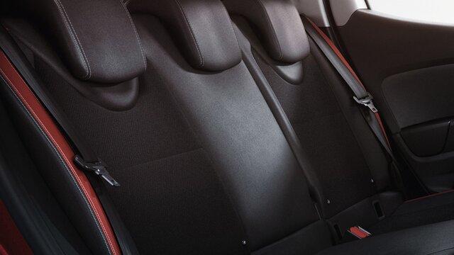 Zadní sedadla vozu CLIO Grandtour