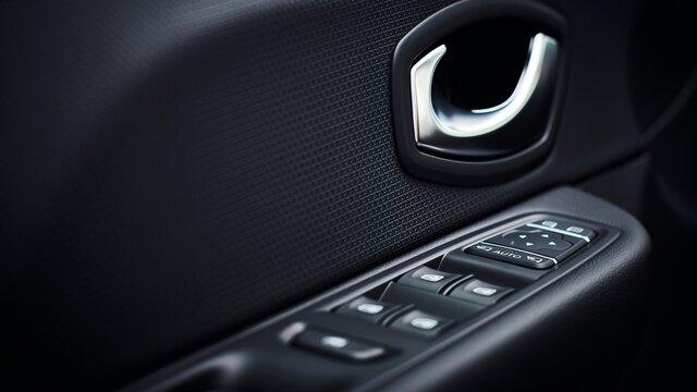 Ovládání dveří vozu CLIO Grandtour