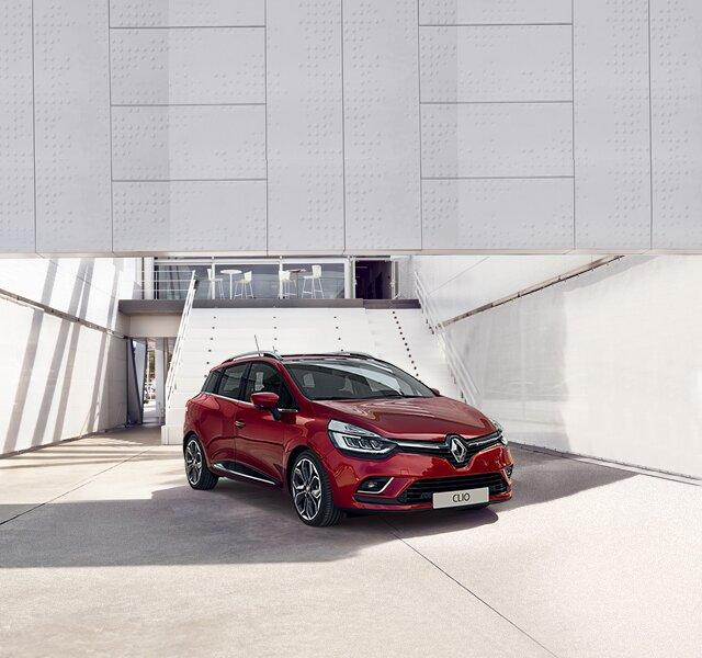 Renault CLIO Sport Tourer buitenkant