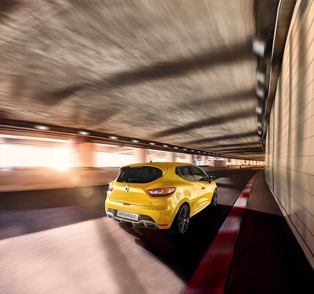 Renault - CLIO R.S. - Technisches Datenblatt