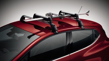 CLIO barres de toit