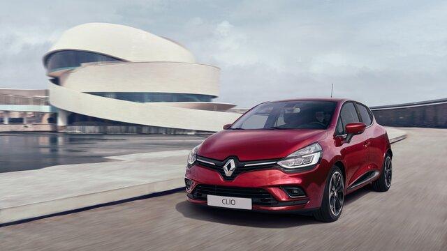 Renault CLIO sağ taraf
