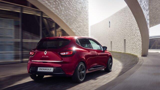 Renault CLIO rechte Seite