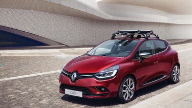 Renault Clio rood