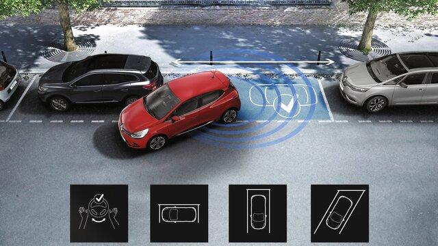 Помощна система за паркиране