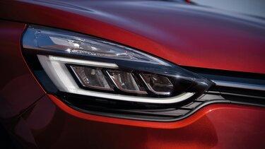 Renault CLIO – fényszórók