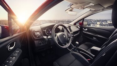 Renault CLIO – utastér