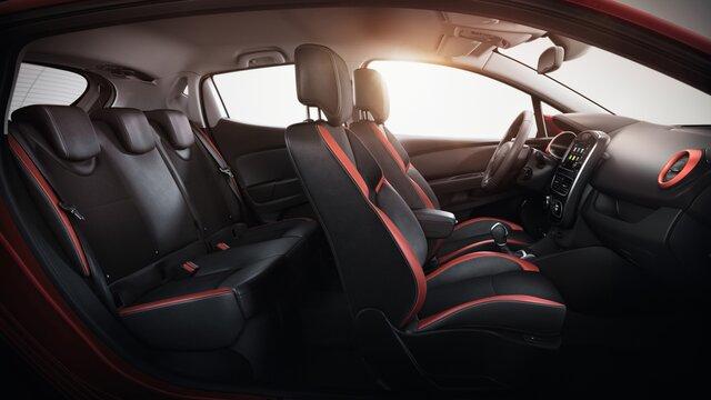 CLIO Innenraum