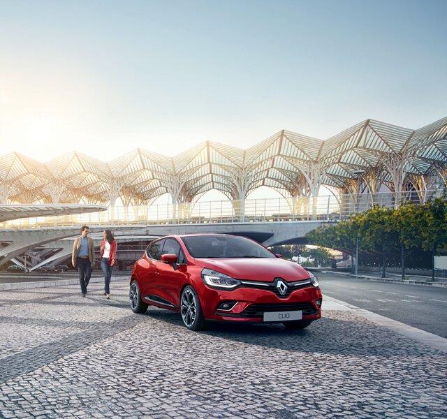 Екстериор на Renault CLIO