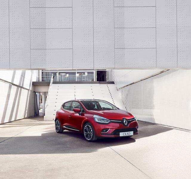 CLIO – külső megjelenés