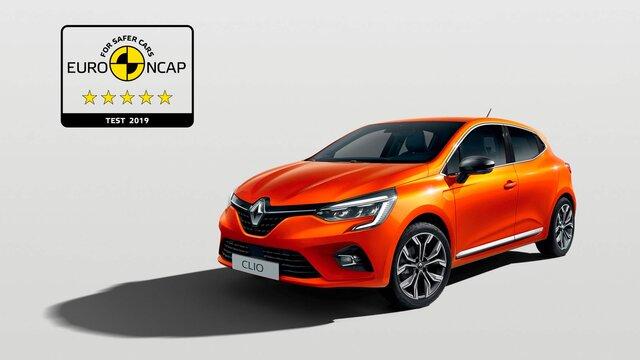 Renault Clio tilbud