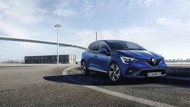 CLIO R.S. Line – modra zunanjost – sprednja stran