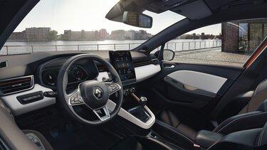 Renault CLIO – notranjost