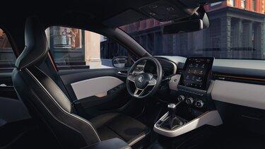 CLIO Innenausstattung