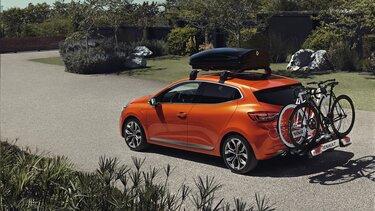 Renault CLIO – mestno vozilo – dodatna oprema