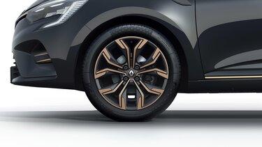 Clio Lutecia - Leichtmetallräder